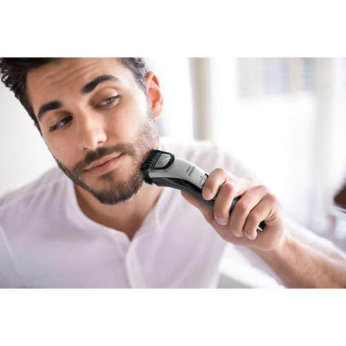 Norelco Beardtrimmer 3500 Beard & stubble trimmer, Series 3000