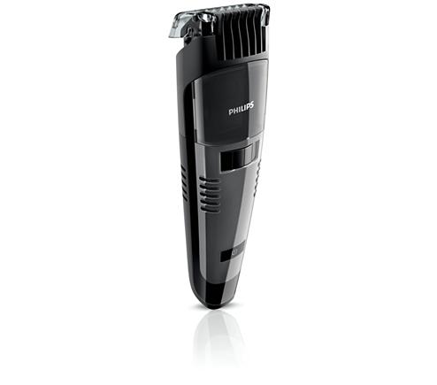 Beardtrimmer series 7000 Vákuumos szakállvágó QT4050 15  dfaf42b02b