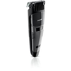 QT4050/32  Vacuum beard trimmer