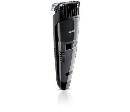 Une barbe impeccable et moins de nettoyage