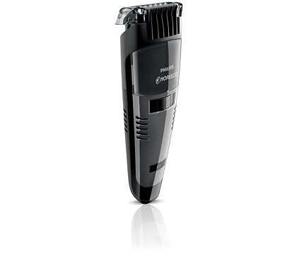 Une barbe parfaitement régulière et nette