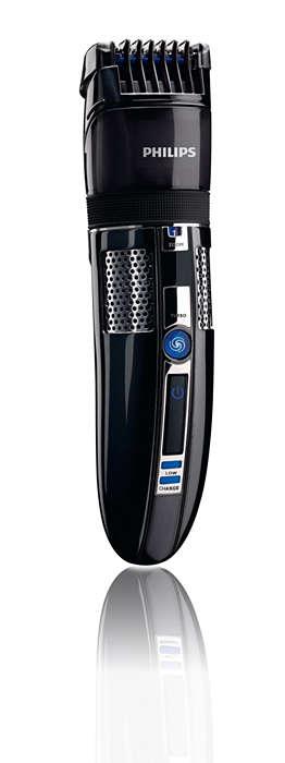 Perfekter Bart und Dreitagebart, mehr Sauberkeit