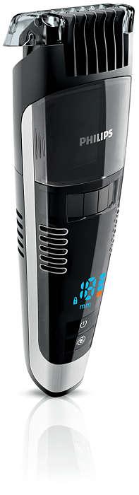Saubere Anwendung für einen perfekt gleichmäßigen Bart
