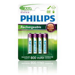 Rechargeables Rechargeable accu