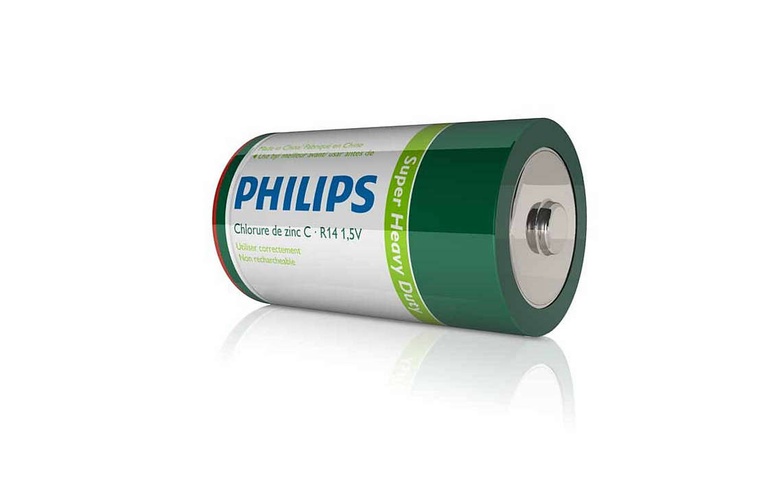 La pile idéale pour les appareils éconergétiques