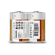 R20L2F/97 LongLife Батарея