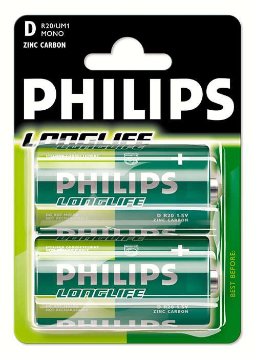 Batterie ottimali per dispositivi a basso consumo