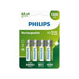 Rechargeables Batterie