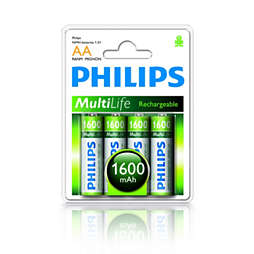 MultiLife Pile rechargeable