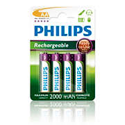 MultiLife Oppladbart batteri
