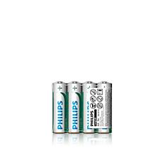 R6L4F/00 -   LongLife Batteri