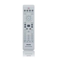 RC4701/01 -    Fernbedienung für DVD-Recorder