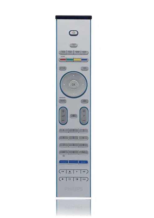 Для дистанционного управления устройством