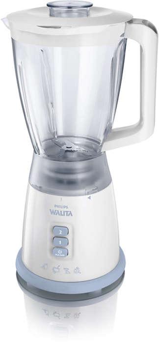Perfeito para todo tipo de cozinha