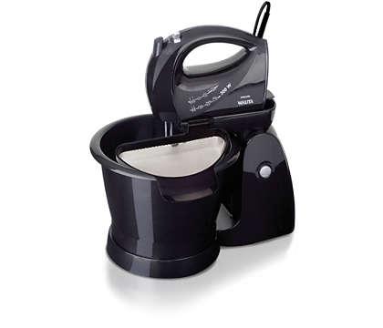 Prepare receitas caseiras com facilidade