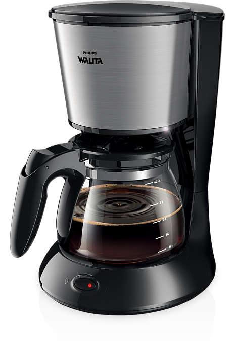 Um café simplesmente perfeito