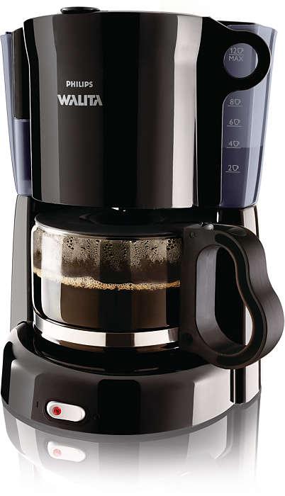 Café gostoso com total facilidade