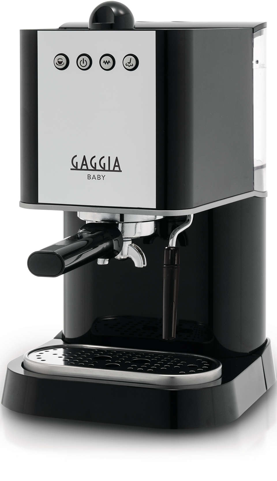 Gaggia's iconic model since 1977