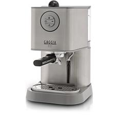 RI8157/40 -  Gaggia  Manual Espresso machine