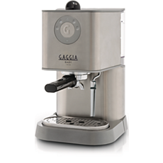 RI8159/40 -  Gaggia  Manual Espresso machine