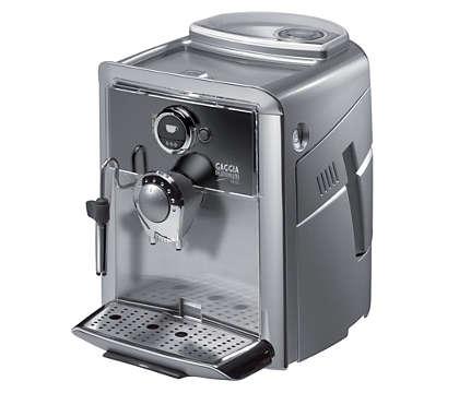 Have a perfect espresso at the touch of a button