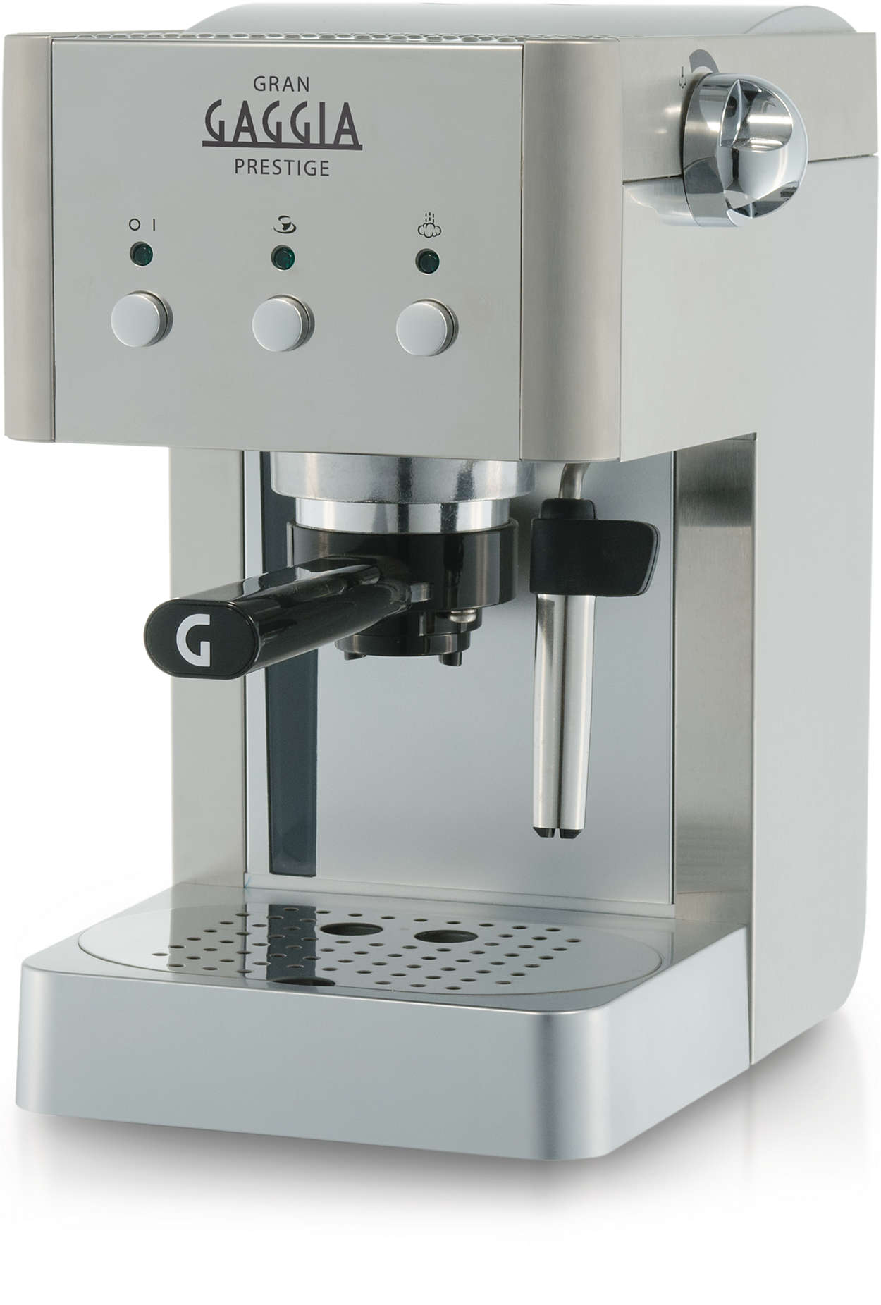 Compact design, professional performance in your cup