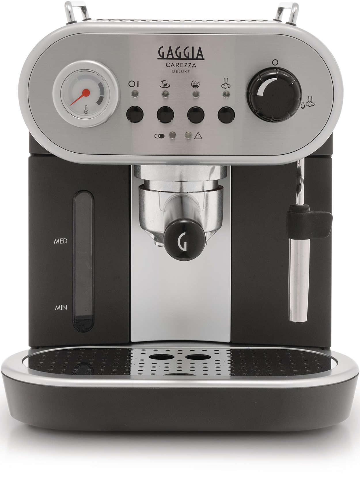 Siebträger-Espressomaschine RI8525/01 | Gaggia