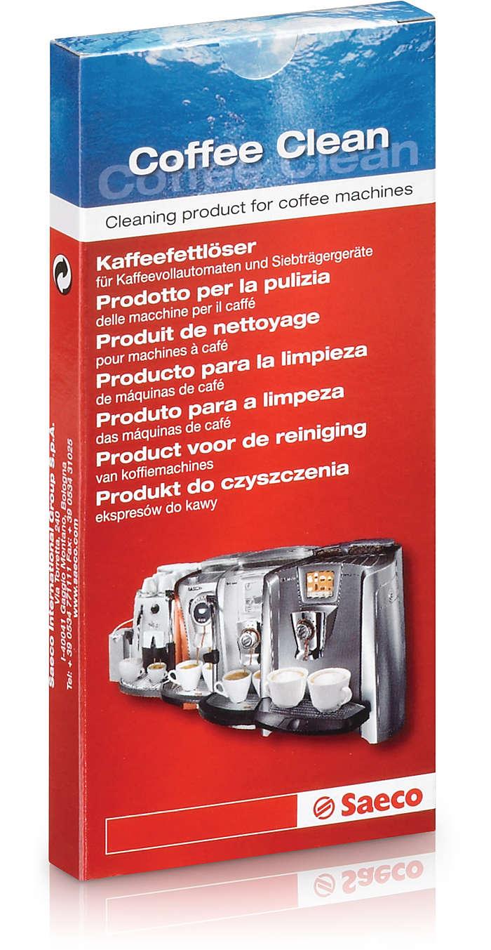 Coffee Clean– Reiniger