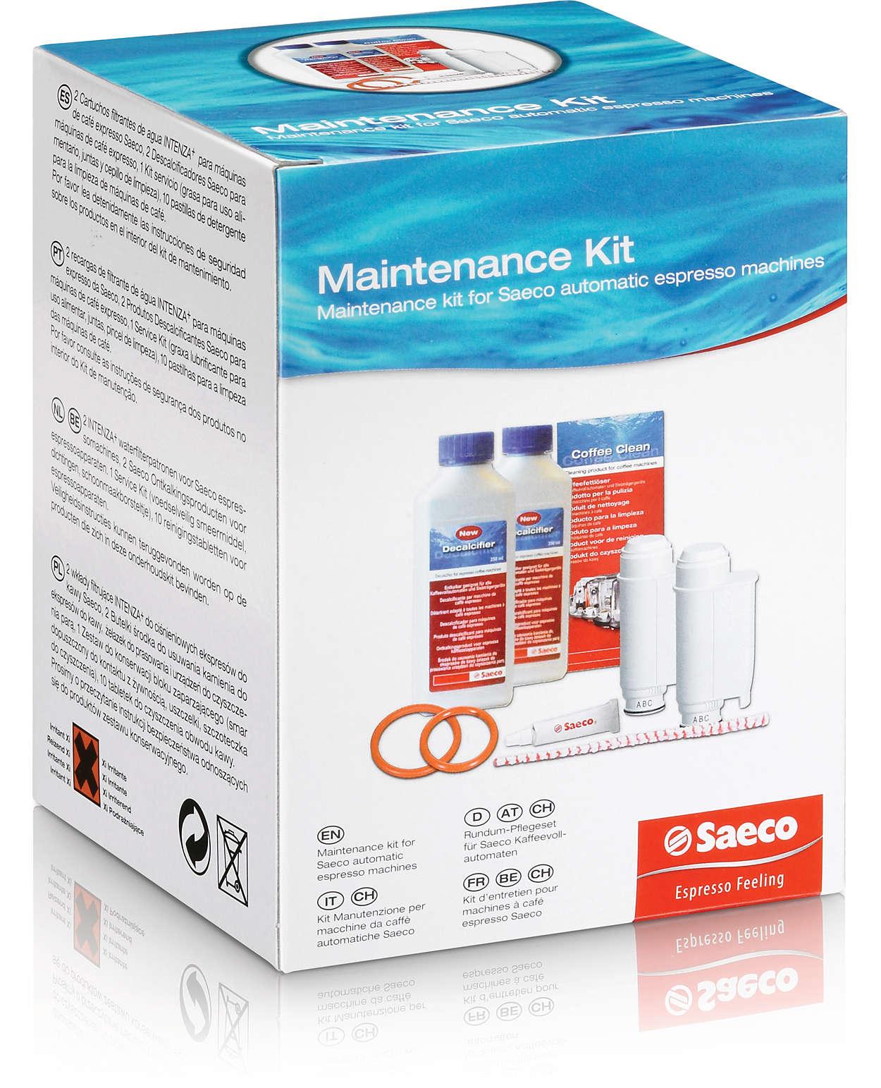 Espresso Maintenance kit