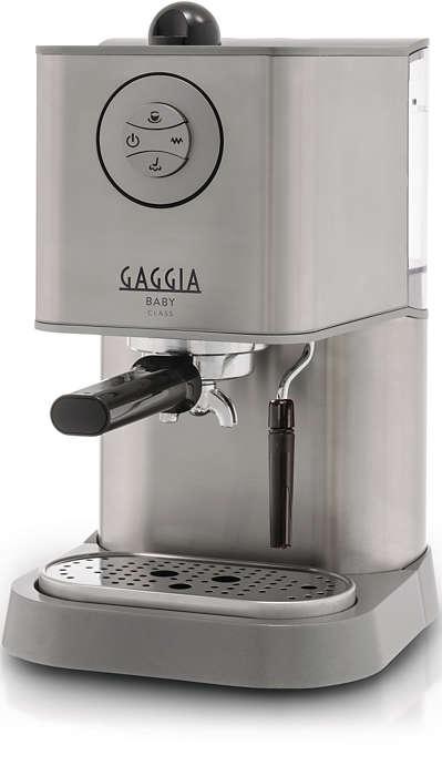 Uw eigen koffiehuis bij u thuis