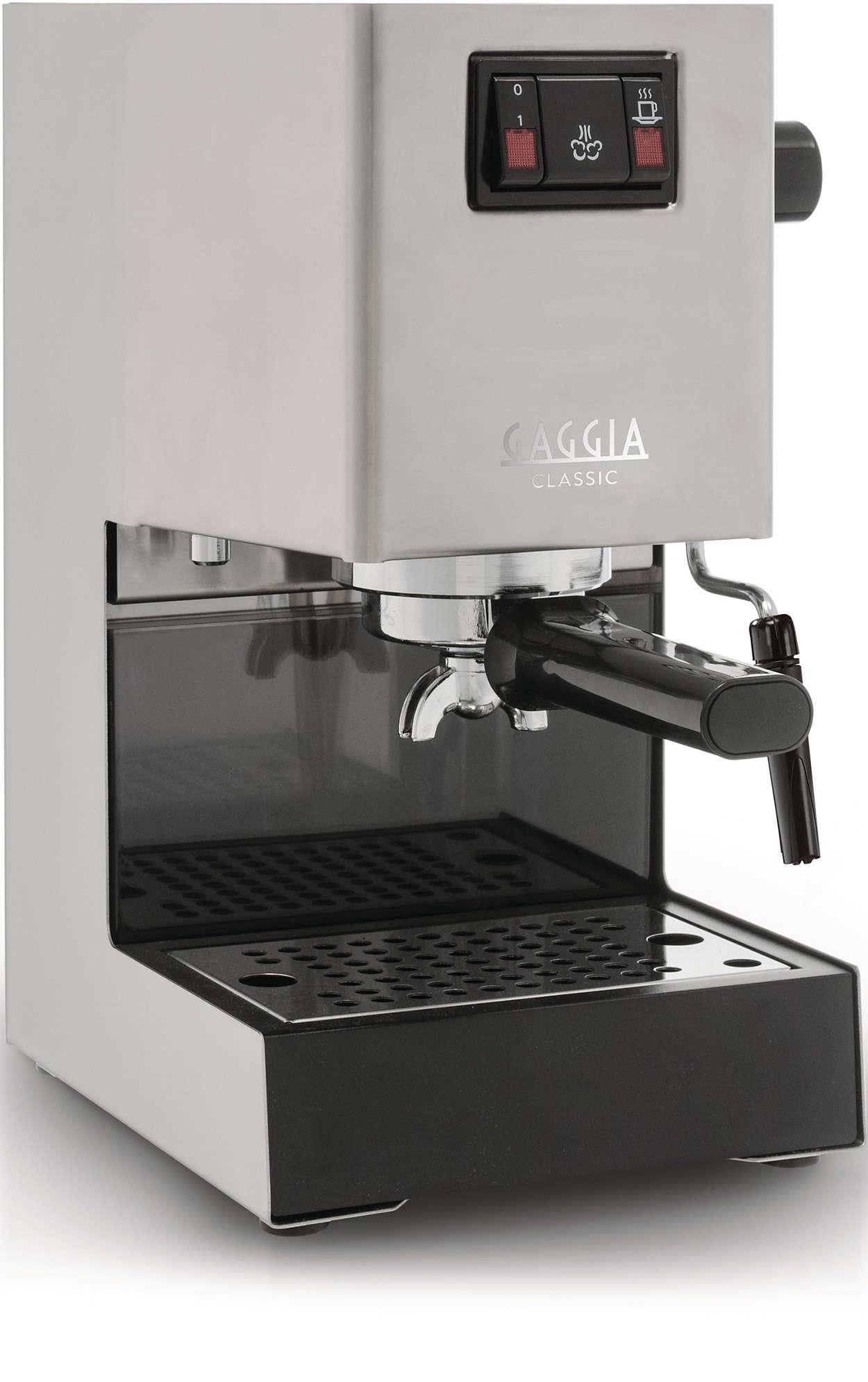 Manual Espresso machine RI9303/01   Gaggia