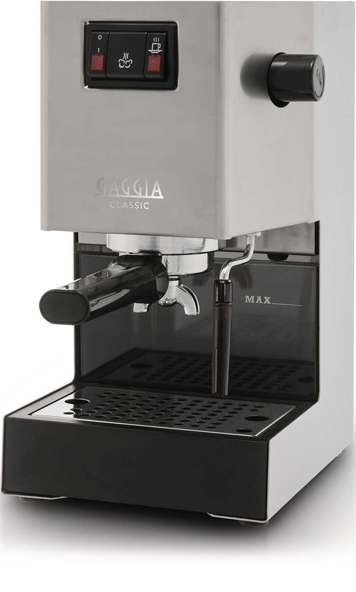Echter italienischer Espresso