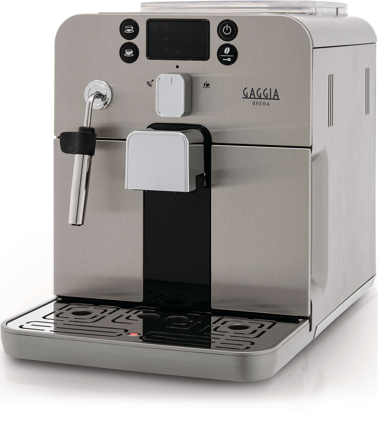 Uw espresso bereiden