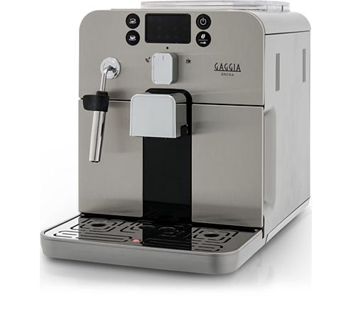 super automatic espresso machine ri9305 08 gaggia. Black Bedroom Furniture Sets. Home Design Ideas