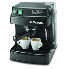 RI9343/11 Saeco Via Veneto Manual Espresso machine