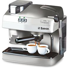 RI9347/01 -  Saeco Via Veneto Manual Espresso machine