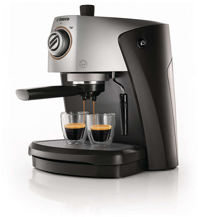 Ciesz się włoskim espresso