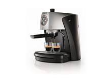 Saeco käsitsi juhitavad espressomasinad