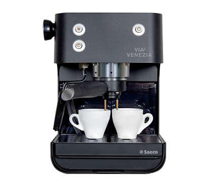 The Authentic Italian Espresso