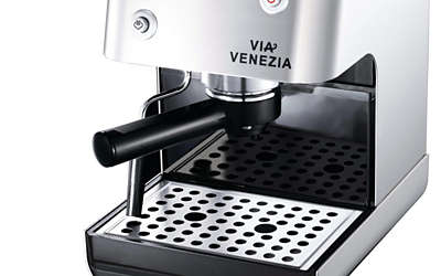 starbucks via venezia espresso machine