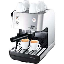 Saeco Via Venezia Manual Espresso machine