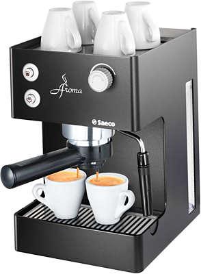 espresso machine cafe