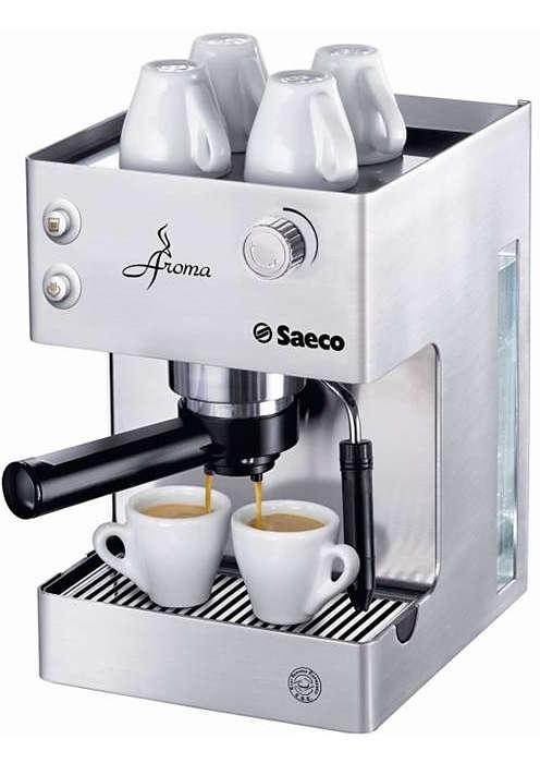 Saboree todo el aroma del espresso
