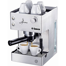 RI9376/04 Saeco Aroma Manual Espresso machine