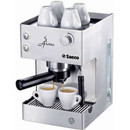 Saeco Aroma Manual Espresso machine