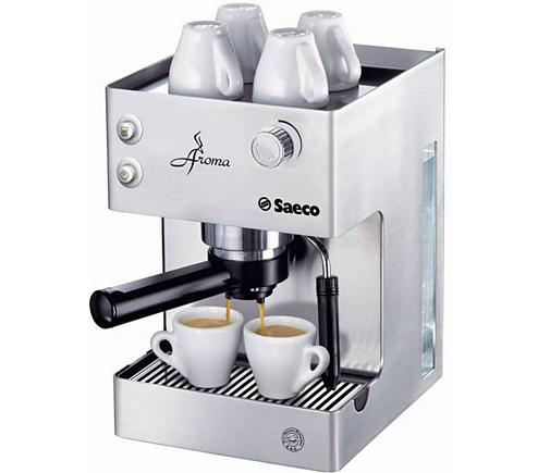 aroma manual espresso machine ri9376 04 saeco. Black Bedroom Furniture Sets. Home Design Ideas