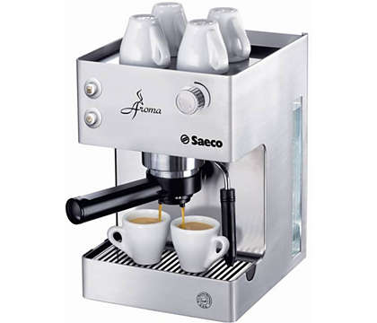 Libérez tout l'arôme de votre espresso
