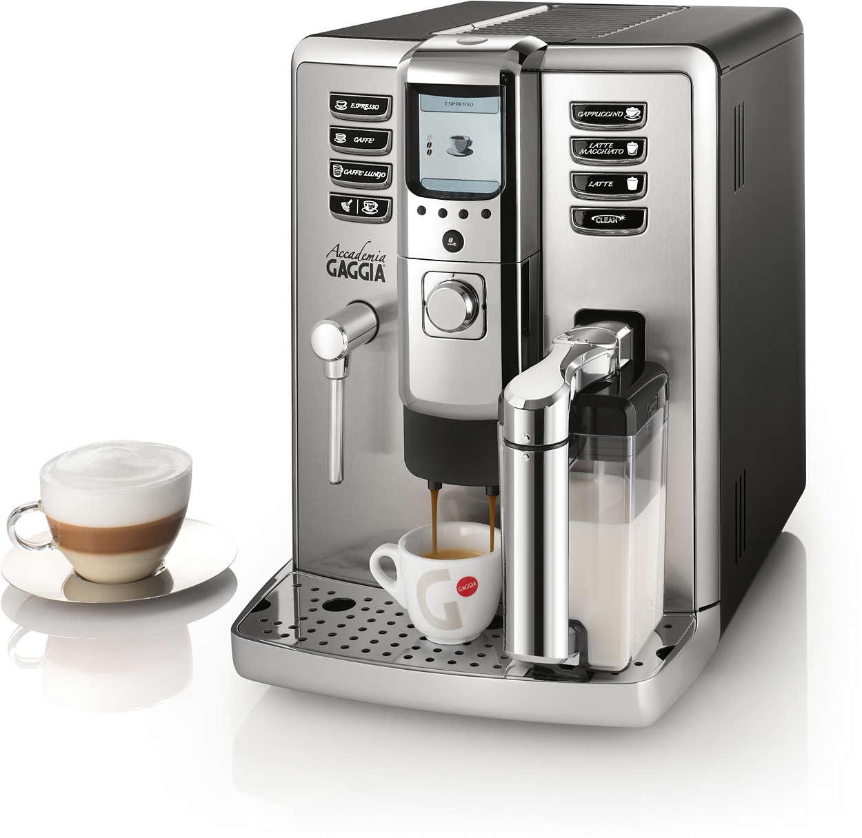 Super-automatic espresso machine RI9702/01   Gaggia