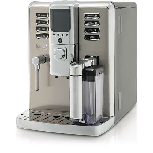 Machine espresso Super Automatique