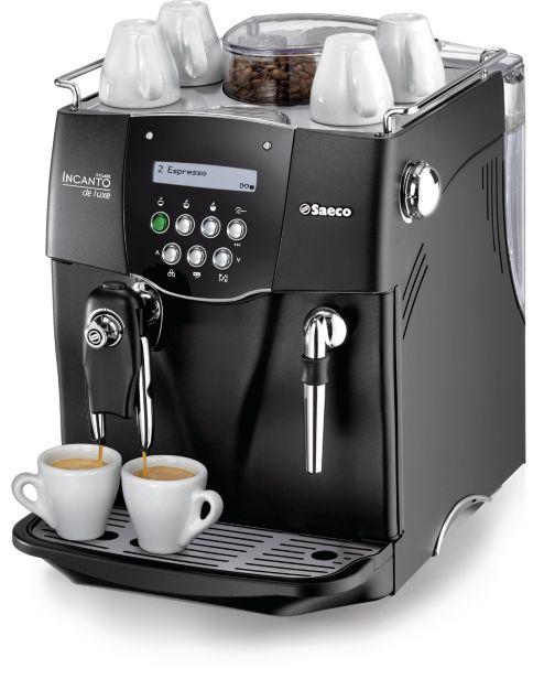 Incanto Kaffeevollautomaten RI9724/11   Saeco   {Kaffeevollautomaten 18}